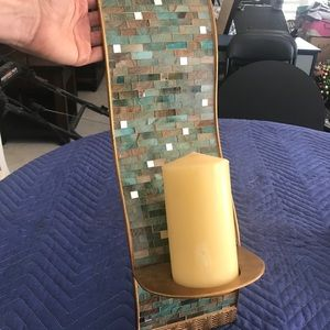Pier 1 wall candle holders